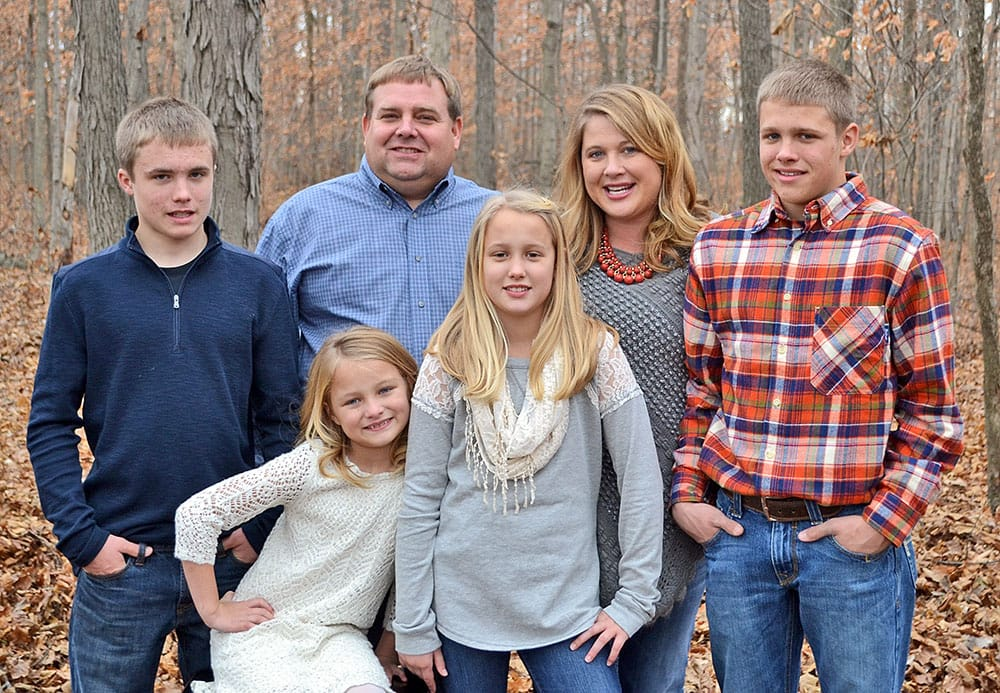 Owners – Nathan and Marie Frey and Family